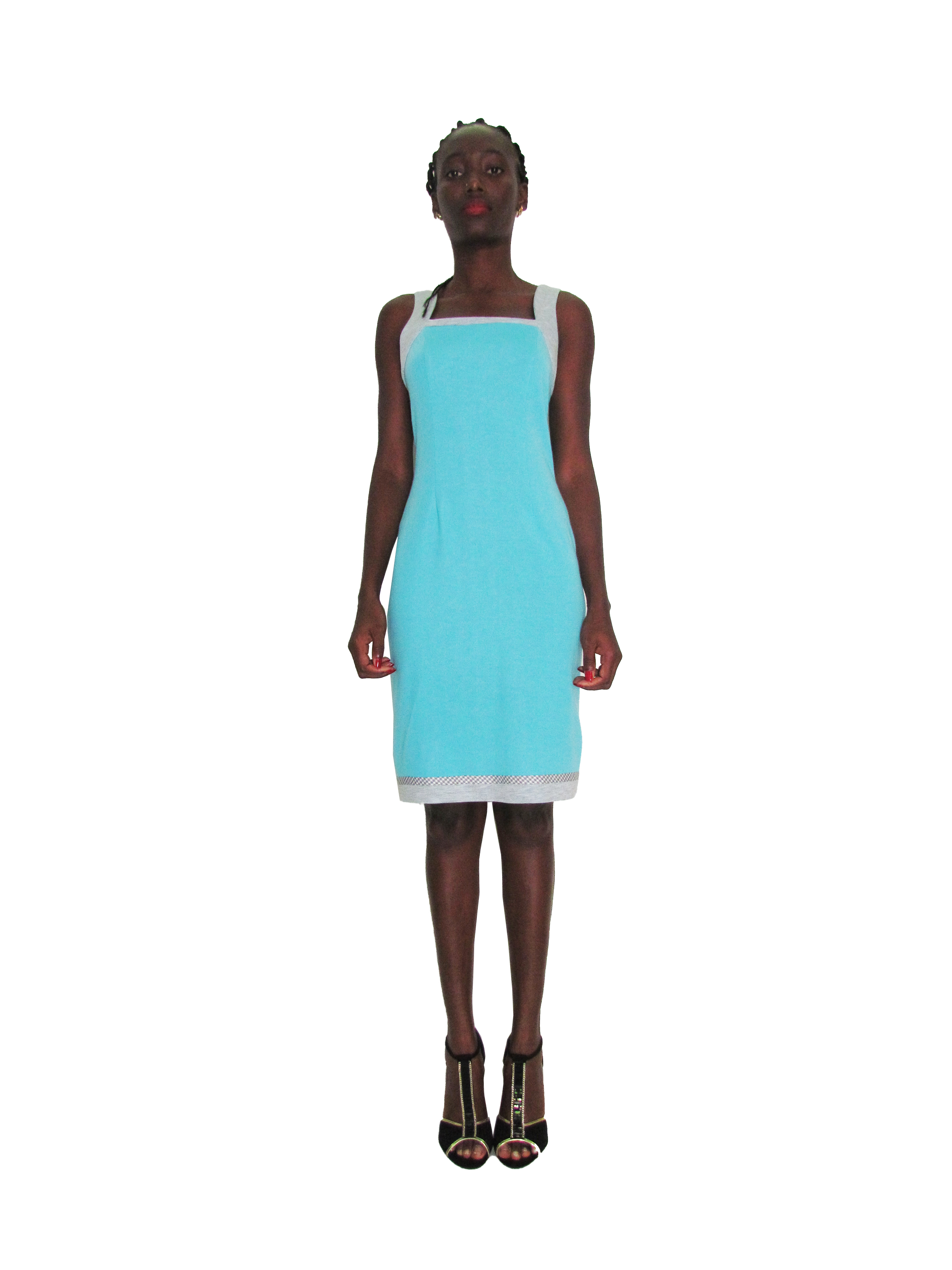 SP 1707 - Fitted Dress